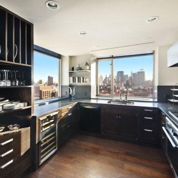 Jon Bon Jovi's New York Penthouse
