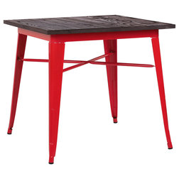 Nice Industrial Dining Tables by Wholesale Living