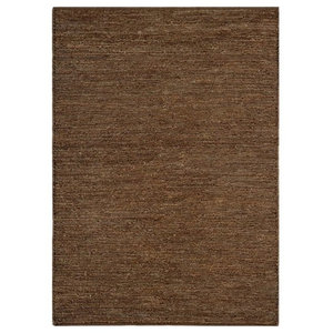 Soumak Brown Rectangular Rug, 160x230 cm