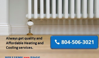 Quality Heating and Cooling Services Richmond