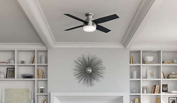 Ceiling Fans and Air Conditioners With Free Shipping
