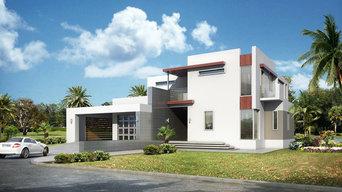 Cayman Contemporay house (Grand Cayman) 3dkyube@gmail.com