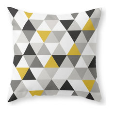 """Lh8 Throw Pillow Cover, 18""""x18"""" With Pillow Insert"""