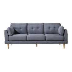 Modern Furniture Utah midcentury modern sofas & couches | houzz