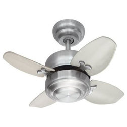 Cute Transitional Ceiling Fans by Feiss Monte Carlo