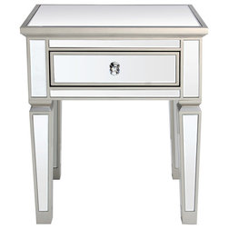 Contemporary Nightstands And Bedside Tables by Houzz