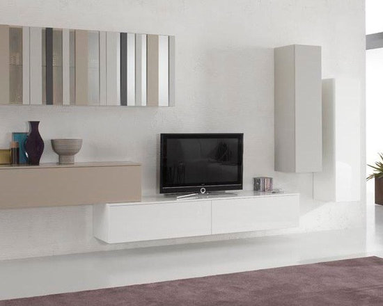 Modern Furniture Wall Units modern wall units
