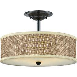 Tropical Flush-mount Ceiling Lighting by ShopFreely