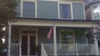 Louisville Exterior House Painters