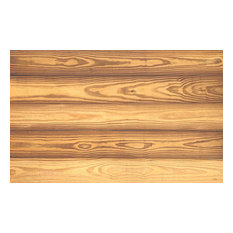 Smart Paneling 1/4 in. x 5 in. x 4 ft. Gold Barn Wood Wall Plank 10 Sq. Ft.