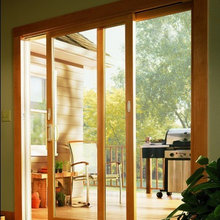Narroline Gliding Patio Doors