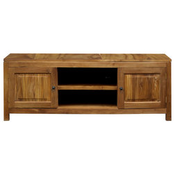 Transitional Entertainment Centers And Tv Stands by Chic Teak