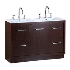 48-inch Double Sink Vanity