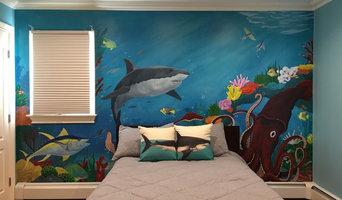Brian's Underwater Mural