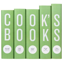 Contemporary Cookbooks by AHAlife