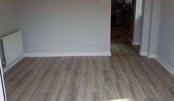 Bardolino Grey Oak Laminate Flooring Installed by Joe Walker's Flooring