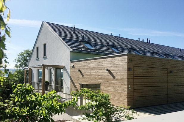 コンテンポラリー  by pur architekten petri und raff PartGmbB