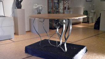 table art-nouveau