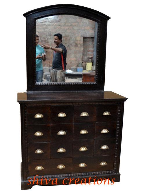 sheesham wood dresser India - Products
