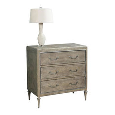 PORT ELIOT Chest English Empire Mid-Georgian Georgian Flush Top Round