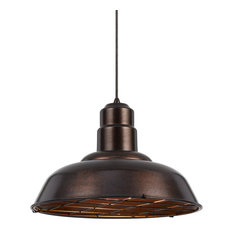 Rust Color Pendant Lighting
