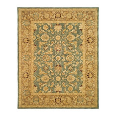 Blue And Brown Area Rugs Houzz