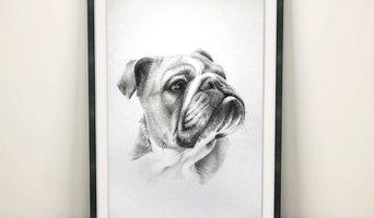 Bespoke pet portraits