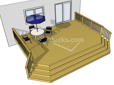 Deck plans free to download for 10x10 deck plans