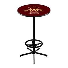 Iowa State Pub Table 36-inch