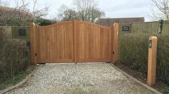 Wooden Gate Installations