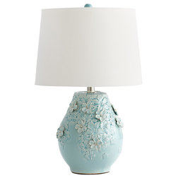 Fancy Transitional Table Lamps by Lighting Front