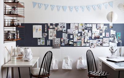 Moodboards – som inspiration och dekoration