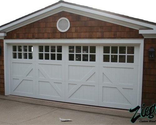 eco traditional garage doors. Black Bedroom Furniture Sets. Home Design Ideas