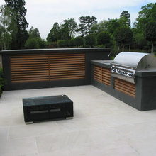 outdoor kitchen Potters Bar
