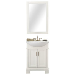 Transitional Bathroom Vanities And Sink Consoles by Furnishmore