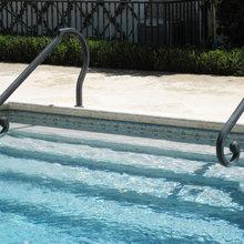 pool rails