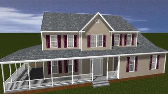 Custom 2 Story Home In Smithsburg