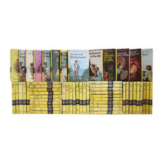 Complete Nancy Drew Collection Book Set, S/55