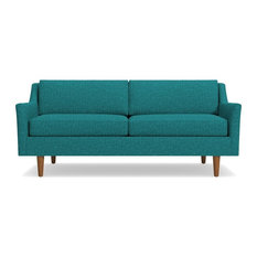 Sutton Sofa, Ocean Blue