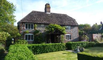 Sussex Flint cottage
