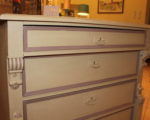 Kommode mit 2 Farben - Accent Chests And Cabinets