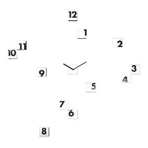 RND Time Wall Clock, White