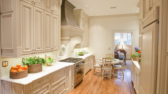 Euro Style Kitchen and Butler's Pantry