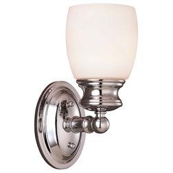 Traditional Bathroom Vanity Lighting by LightsOnline