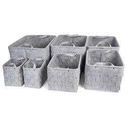 Contemporary Storage Bins And Boxes by Richards Homewares