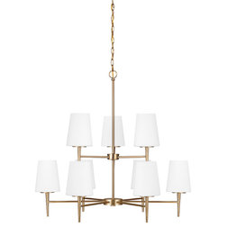 Contemporary Chandeliers by Sea Gull Lighting