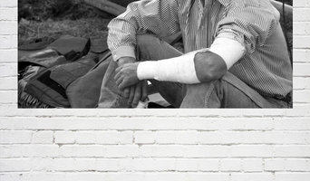 Rodeo Cowboy, Santa Fe, B&W Photography-multiple sizes available
