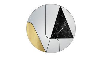 Itinera Wall Mirror, 80 cm