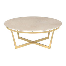 Marble Round Coffee TablesHouzz
