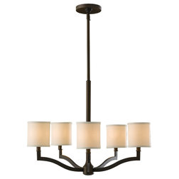 Simple Transitional Chandeliers by Lighting